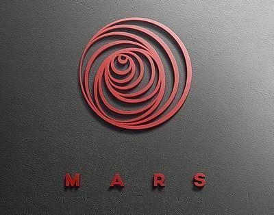Logomarca Mars by Logotipe