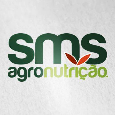 Logomarca SMS AgroNutrição by Logotipe
