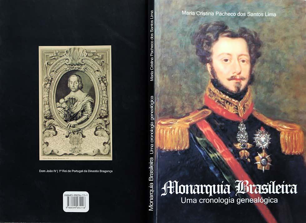 Livro Monarquia Brasileira by Logotipe