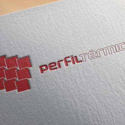 Logomarca Perfil Térmico by Logotipe